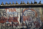 柏林墙:涂鸦见证历史