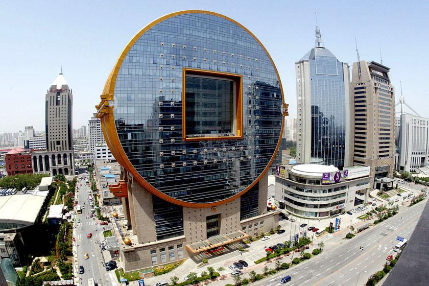 中国最丑建筑图片_CNN评全球最丑10大建筑_图片频道_财新网