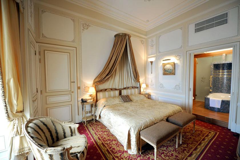 宫殿欧式公主卧室