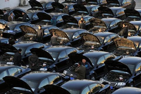 中国欧盟商会反对工信部公车采购新政