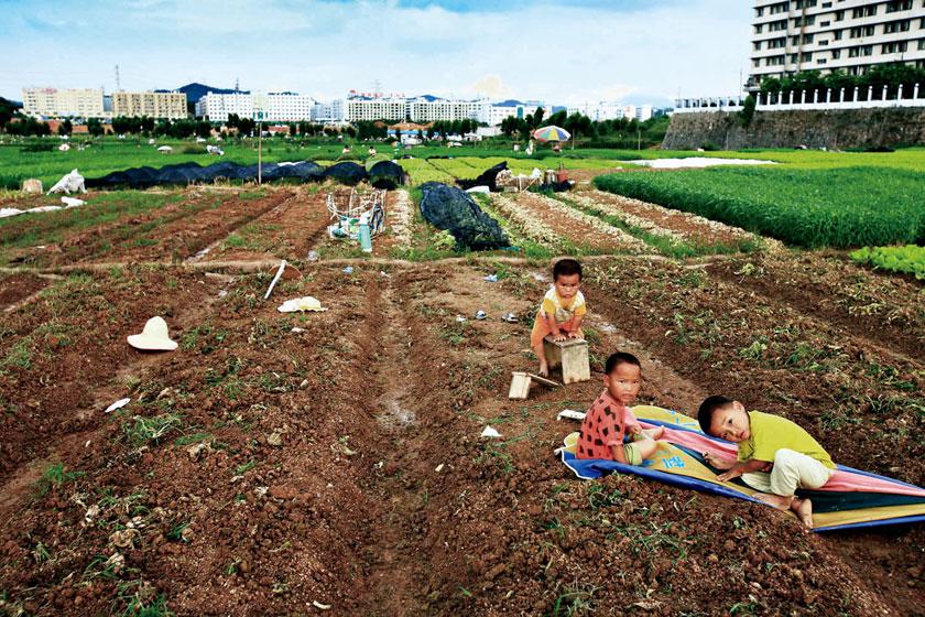 未来十年,土地饥渴将是深圳日益严重的顽疾。_深圳再土改