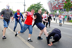 从巴西到俄罗斯:足球暴力隐忧