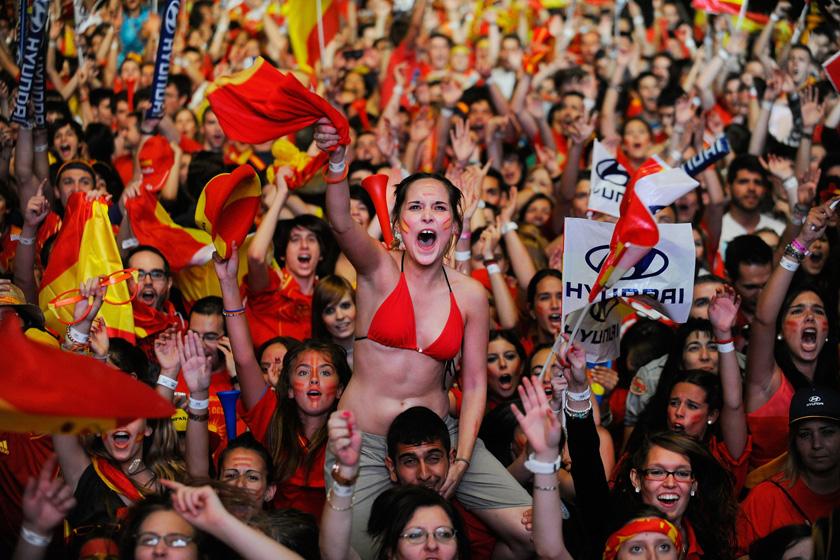 欧洲杯西班牙0意利卫冕