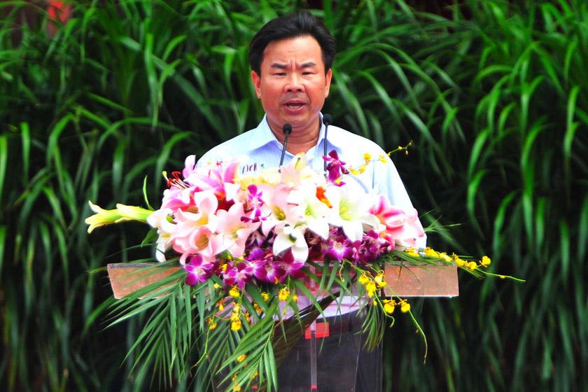 首任三沙书记肖杰跻身海南省委常委
