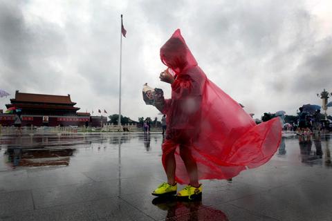 中国气候指数报告预计8月气候风险指数继续处于偏强级别