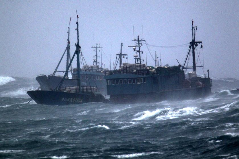 根廷击沉中国渔船_中国渔船在韩海域沉没 5人遇难