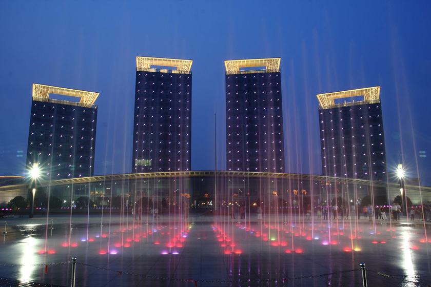 静乐县小二楼设计图