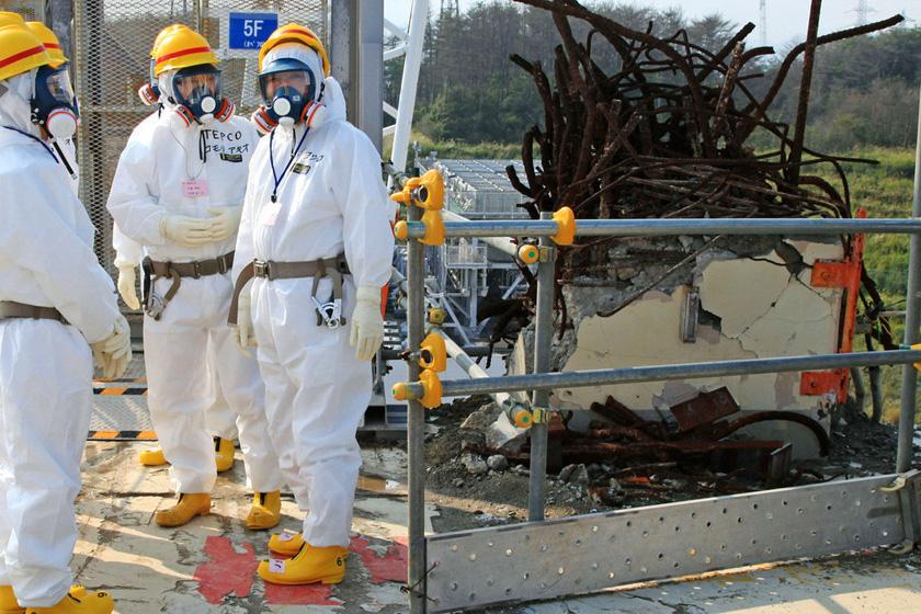 当地时间2012年10月7日,为了解东京电力公司福岛第一核电站核事故