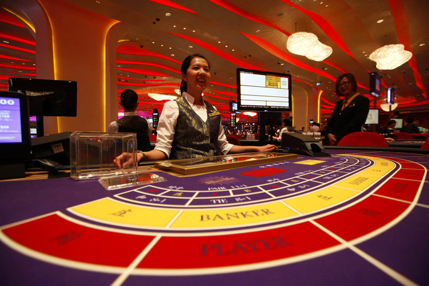 Preferred Casino Tours  Worlds greatest casino trips