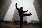 环保部:京津PM2.5浓度同比降三成以上