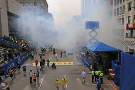 波士顿爆炸案两周年