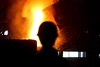 牛光摄影:钢铁厂工人工作实录