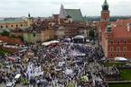波兰爆发示威游行抗议政府提高退休年龄