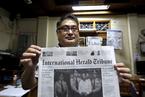 首份外国报纸在缅甸印刷发行
