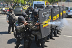 外资赢得巴西油田竞标引抗议
