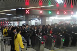 北京地铁正式告别两元随便坐时代