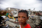 台风重创菲律宾