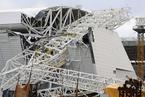巴西世界杯开幕式球场顶棚坍塌 3人不幸遇难