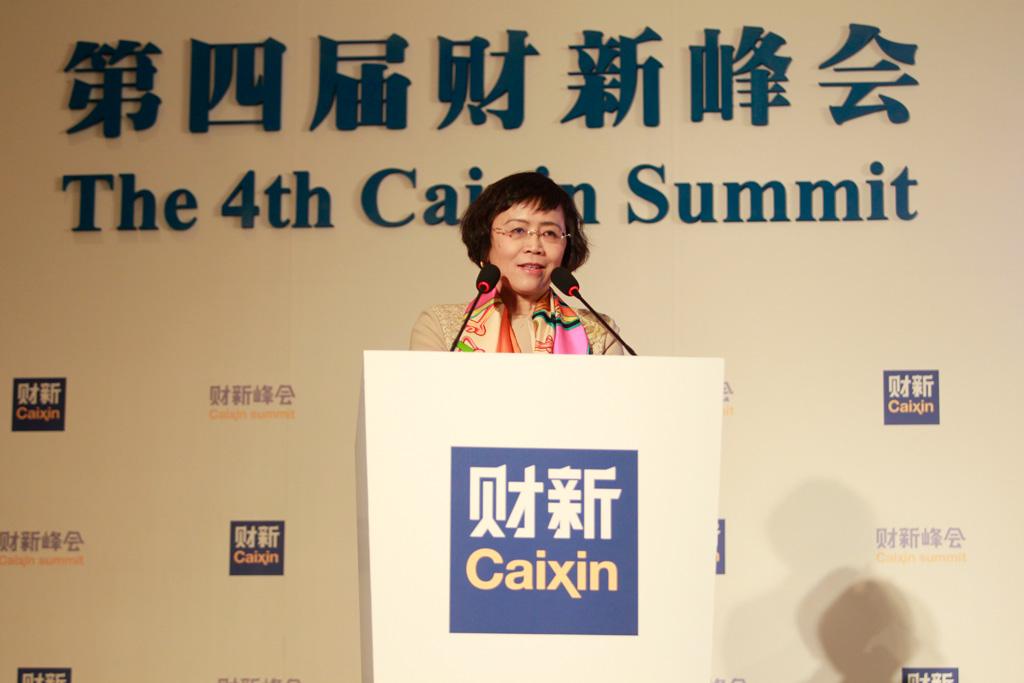 2014财新峰会:新常态 新改革