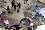 基地组织武装在叙利亚枪毙50名人质 4人是记者