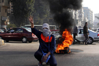 埃及穆尔西支持者与安全部队发生激烈冲突