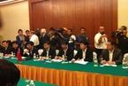 中马双方在吉隆坡召开闭门会议