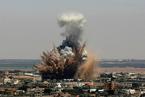 以色列再次空袭加沙