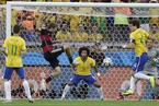 巴西1-7遭德国狂屠无缘决赛