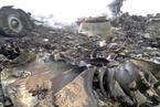 马航客机在俄乌边境被击落