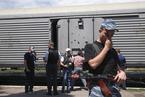 马航MH17遇难者遗体被集中
