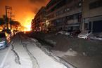 台湾高雄发生大规模燃气爆炸