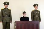 朝鲜判处一美国公民6年劳教