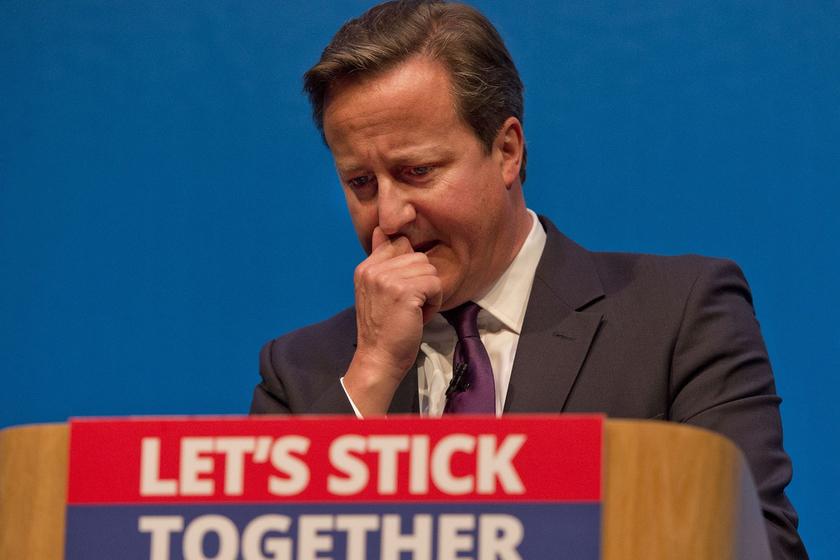 对卡梅伦挽留苏格兰演讲的积极话语分析