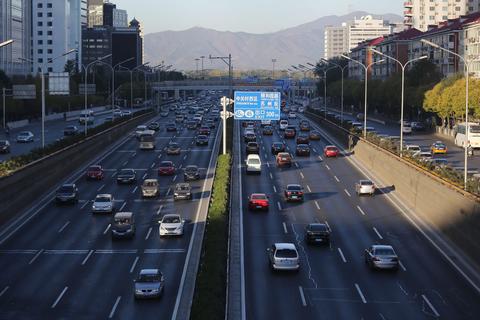外地车进长安街被罚 司机起诉交通队获立案