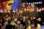 罗马尼亚纪念共产主义政权倒台25周年