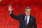 小布什弟弟杰布·布什宣布有意竞选美国总统