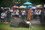 印度洋海啸十周年 民众悼念遇难者