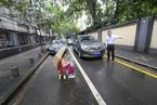 """上海新一轮""""治堵"""":严控道路停车泊位 鼓励机构开放空余车位"""