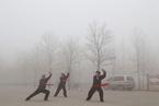 北京市长承诺2022年解决雾霾问题