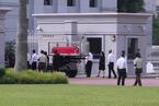 李光耀国葬仪式今举行 多国政要出席