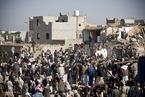 沙特对也门军事打击将继续 中国启动撤侨