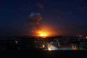 福建古雷PX项目发生爆炸