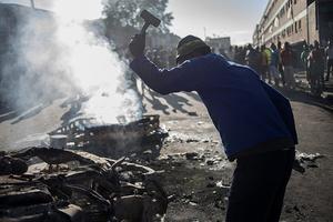 南非排外骚乱持续