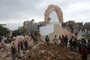 地震重创尼泊尔