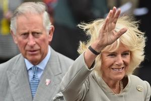 英国王子查尔斯造访北爱尔兰