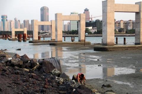 海南省海口市,投资110亿的人工岛酒店——灯塔酒店