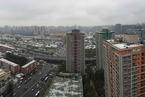 强冷空气席卷全国 北京迎初雪