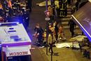 巴黎发生连环恐怖袭击