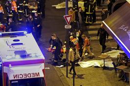 巴黎恐怖袭击一周年