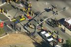 美国加州发生枪击案 至少14人死亡